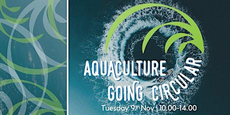 Aquaculture Going Circular entradas