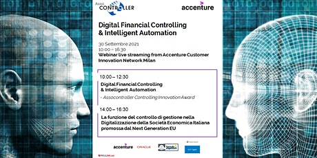 Digital Financial Controlling and Intelligent Automation biglietti
