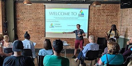 PRISM Speakers for LGBTQ+ STEM Day tickets