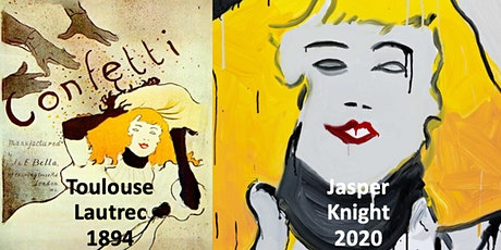 Toulouse Lautrec & Jasper Knight, October lunch time, English tickets
