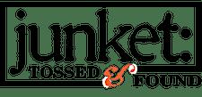 Junket: Tossed & Found logo