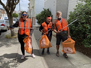 Balboa Street Happy Hour Cleanup tickets