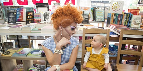 Drag Queen Story Hour with Cougar Morrison tickets