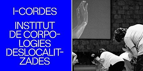 I-CorDes- Cinquena sessió:  L'art de succeir entradas