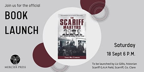 'The Scariff Martyrs' Official Book Launch tickets