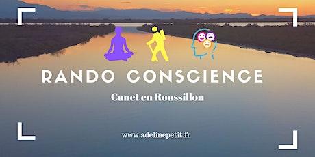 Rando Conscience - Cannet en Roussillon entradas