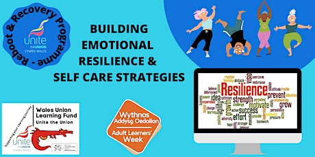 Reboot & Recovery: BUILDING EMOTIONAL RESILIENCE & SELF CARE STRATEGIES tickets