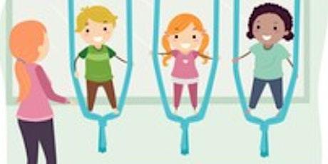 Aerial Silks Kids Intro 4-Weeks with Nicole & Vida 6-7y Fri SEP 24 - OCT 15 tickets