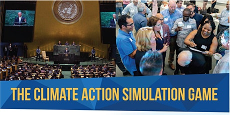 Climate Action Simulation Game tickets