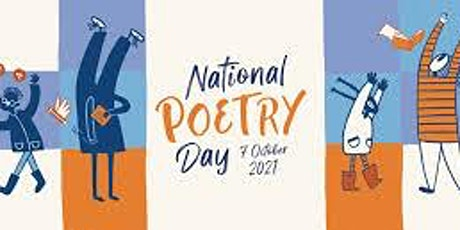 National Poetry Day at Junction 3 tickets