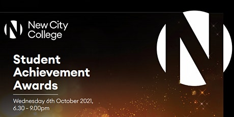 Student Achievement Awards 2021 tickets