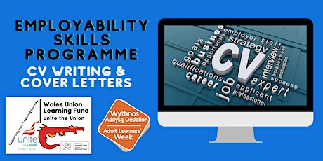 Employability Skills programme: CV Writing & Cover Letters tickets