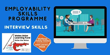 Employability Skills: INTERVIEW SKILLS -CONFIDENCE IN COMMUNICATI tickets