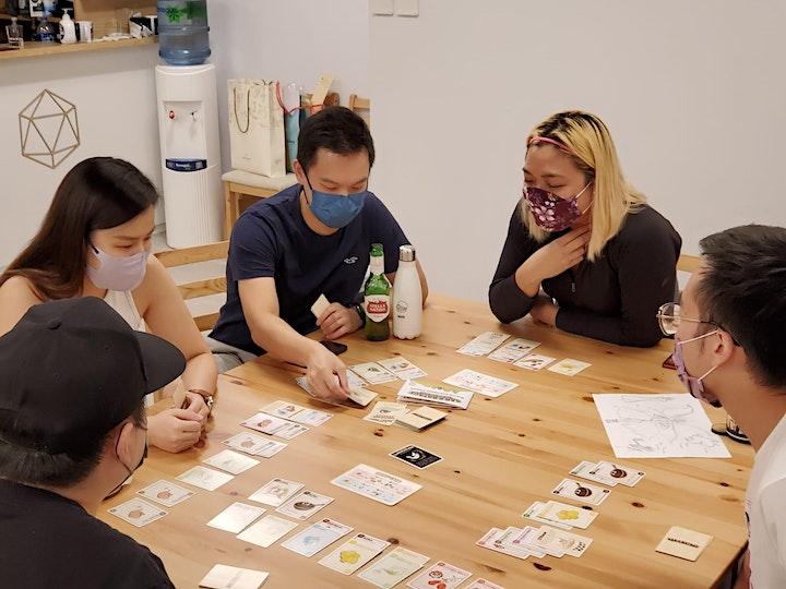 September Board Game Social image
