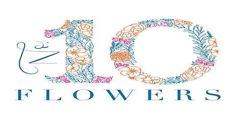 Floral Wellbeing Workshop - Autumn Table Design tickets