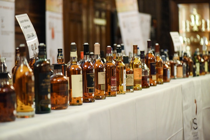 The IWSC Scotch & Worldwide Whisky Tasting image