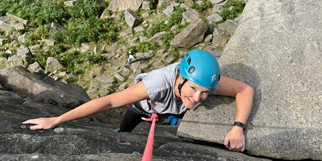 Introduction to Real Rock Climbing tickets