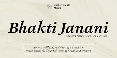 Bhakti Janani - Every Ekadasi tickets