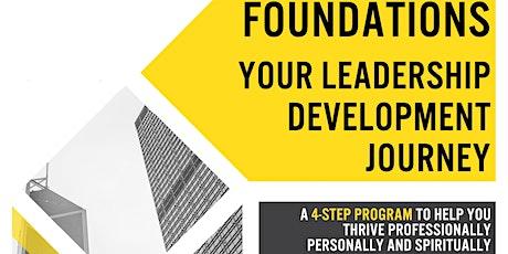 Foundations (Your Leadership Development Journey) tickets