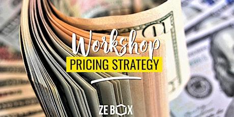 [WORKSHOP] Pricing Strategy Part 1 W/ Christophe Imbert billets