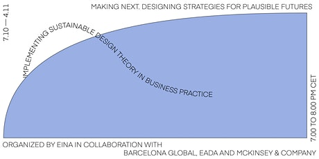 MAKING NEXT - DESIGNING STRATEGIES FOR PLAUSIBLE FUTURES entradas