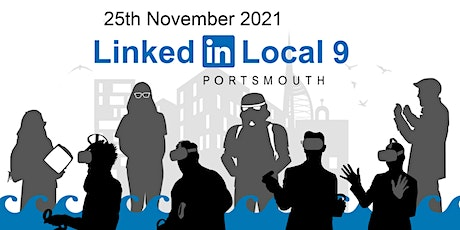 LinkedIn Local Portsmouth 9 tickets