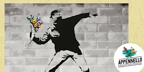 Moie (AN): Stile Banksy, Aperitivo Appennello biglietti