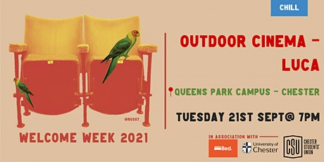 Outdoor Cinema - Luca tickets