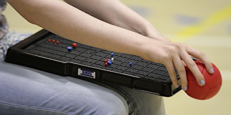 Introduction to Visually Impaired Boccia tickets