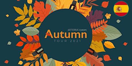 Autumn Tour 2021 - Madrid (Super Saturday) tickets