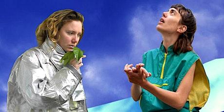 Etape de création - Le débordement - Emma Tricard & Cecile Bally billets