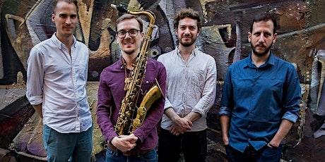 JazzSteps Live at the Libraries: Matt Anderson Quartet - Beeston Library tickets