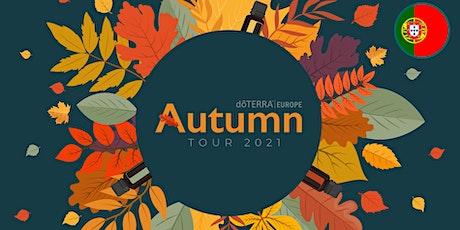 Autumn Tour 2021 - Porto bilhetes