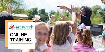 Embedding Safeguarding Practice (Artswork Leadership Training)