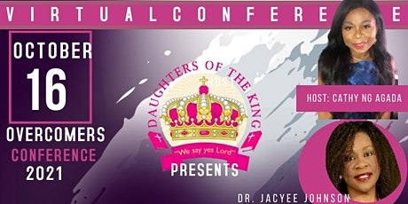 Overcomers' Conference tickets