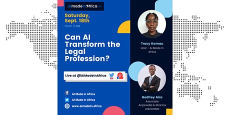 Can Artificial Intelligence Transform the Legal Profession? tickets