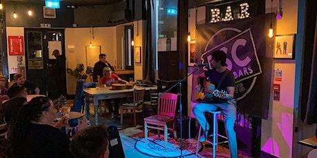 Open Mic Night Escape Bar Dalston tickets
