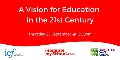 A Vision for Education in the 21st Century tickets