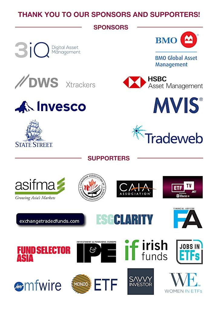 2nd Annual ETFGI Global ETFs Insights Summit - Asia Pacific image