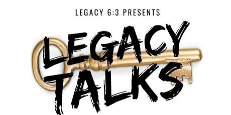 Legacy Talks: Unlocking Wisdom tickets