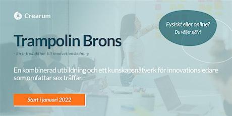 Trampolin Brons 2022 (Fysisk) tickets