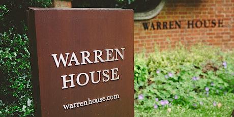 Networking Breakfast - Warren House tickets