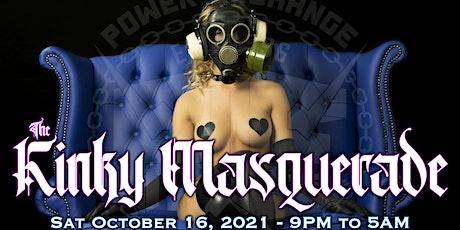 The Kinky Masquerade tickets