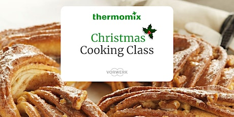 Thermomix Christmas Cooking classes tickets