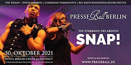 PRESSEBALL BERLIN 2021 Tickets
