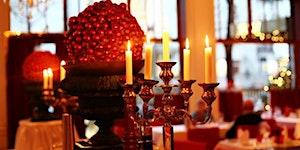 3-Gänge-Weihnachtsmenü im Savoy Hotel Berlin an den...