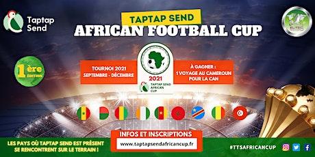 Qualifications Guinée  - TAPTAP SEND AFRICAN CUP billets