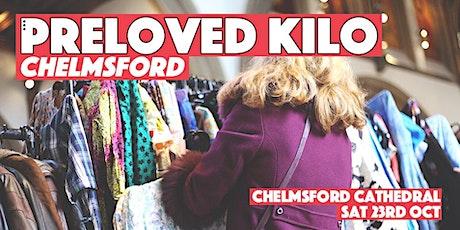 Chelmsford Preloved Vintage Kilo tickets