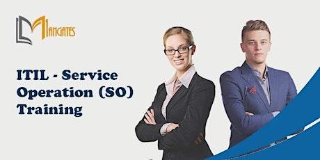 ITIL - Service Operation (SO) 2 Days Training in Edinburgh tickets