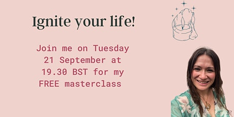 Ignite Your Life: Free Group Coaching Masterclass tickets